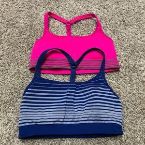 TWO Athleta Bras - sz M